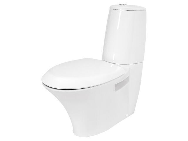 Miska WC stojąca kompaktowa VENEZIA K01-009