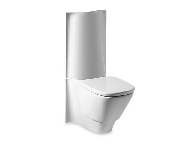 Kompakt WC Frontalis odpływ podwójny A342587000 Roca