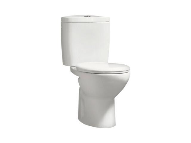 Miska WC stojąca kompaktowa VICTORIA odpływ pionowy A342394007 Roca