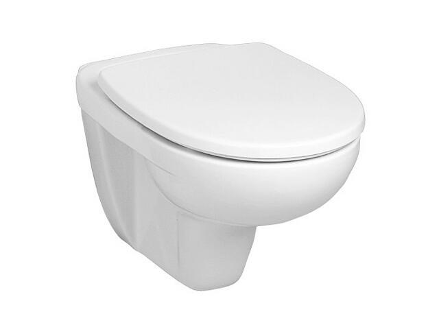 Miska WC podwieszana APLAUZ lejowa biała 43100000 Koło