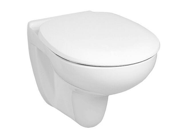 Miska WC podwieszana NOVA TOP REFLEX lejowa biała 63100900 Koło