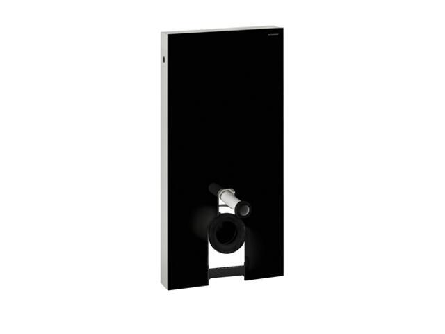 Stelaż MONOLITH do zestawu AquaClean8000 szkło czarne / aluminium 131.023.SJ.1 Geberit