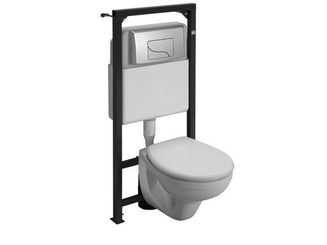 Stelaż do WC PANDA do zabudowy lekkiej 99067000 Koło