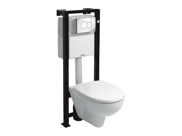 Stelaż do WC z miską PRIMO z miską wiszącą K83100000 99172000 Koło