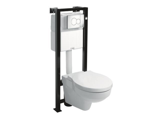 Stelaż do WC z miską VARIUS z miską wiszącą K33100000 99175000 Koło