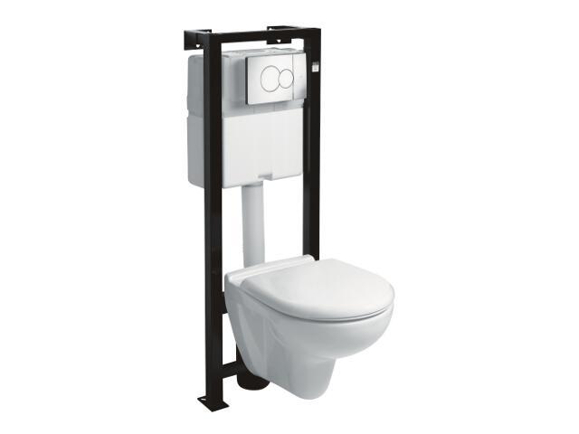 Stelaż do WC z miską NOVA TOP PICO z miską wiszącą 63102-000 99178000 Koło