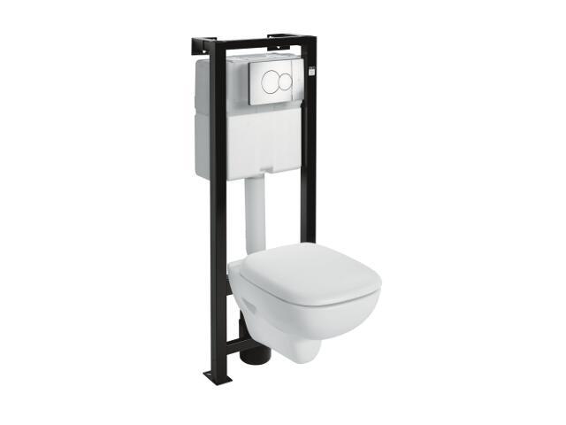 Stelaż do WC TECHNIC do WC z miską wiszącą STYLE Reflex 99174900 Koło