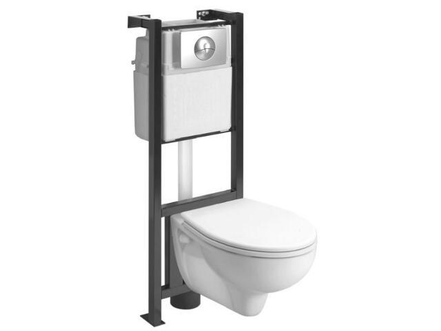 Stelaż do WC z miską REKORD 99080000 Koło