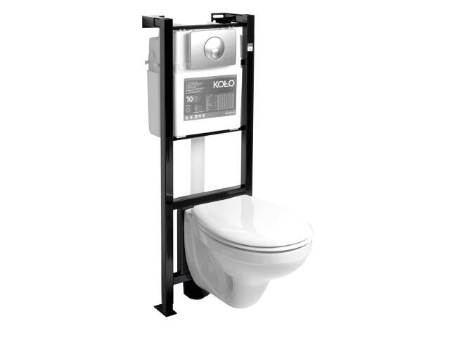 Stelaż do WC z miską bez płytki 99084000 Koło