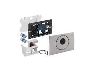 Zestaw elektroniczny HyTronic uruchamiający WC, IR Mambo stal nierdzewna 115.891.00.1 Geberit