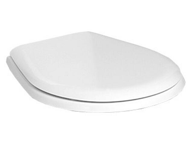 Deska sedesowa NOVA twarda zawiasy plastikowe 20120000 Koło