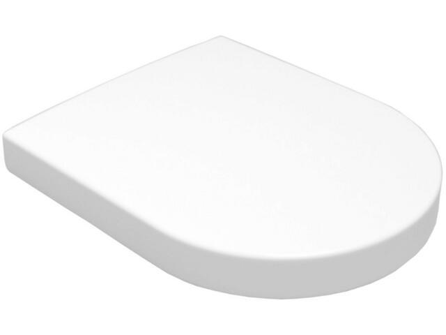 Deska sedesowa QUATTRO antybakteryjna duroplast wolnoopadająca 16005095 Koło