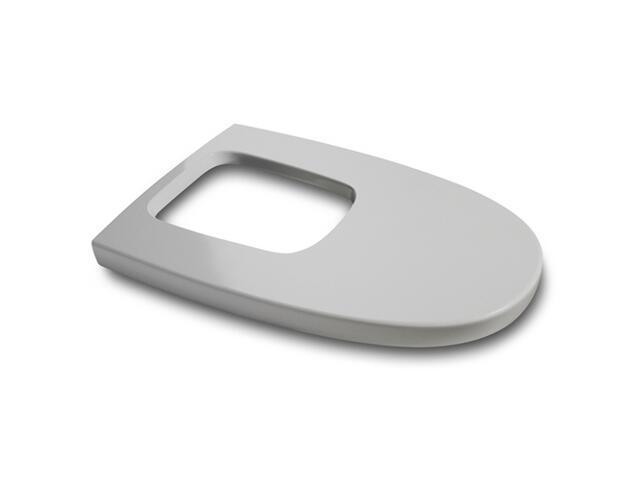 Deska do bidetu KHROMA Soft Texture SILVER GREY A806652F1T Roca