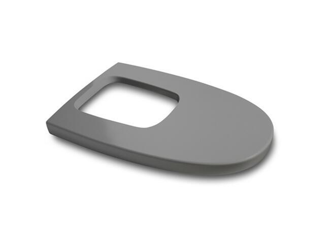 Deska do bidetu Khroma Soft Texture STREET GREY A806652F2T Roca