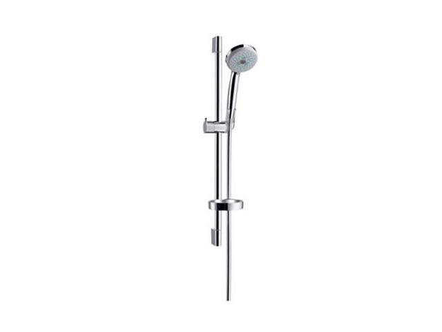Zestaw prysznicowy Croma 100 Multi/ Unica'C z drążkiem Unica'C 0,65 m chrom 27775000 Hansgrohe