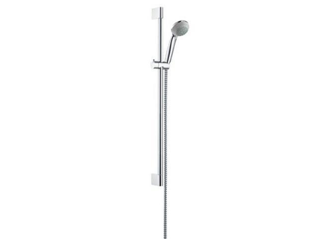 Zestaw prysznicowy Crometta 85 Green/ Unica'Crometta 0,65 m chrom 27652000 Hansgrohe