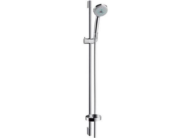 Zestaw prysznicowy Croma 100 Multi EcoSmart/Unica'C 0,90 m chrom 27655000 Hansgrohe