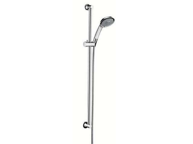 Zestaw prysznicowy 100 AIR 3jet/Unica' Classic 0,90 m nikiel szczotk. 27841820 Hansgrohe