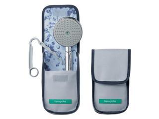 Zestaw prysznicowy podróżny Raindance Travel Kit chrom 28526000 Hansgrohe