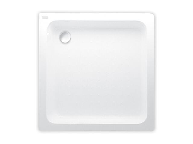 Brodzik kwadratowy GALIA 90x90 white PBK0410B0000000 Poolspa