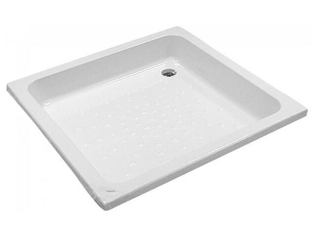 Brodzik kwadratowy PANDA/SOLO 900x900x130mm biały YBK0990000 Koło