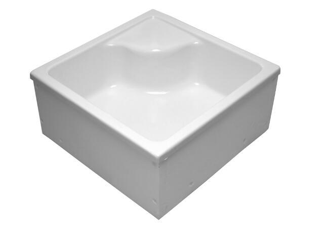 Brodzik kwadratowy 90x90cm DANTE (3.033/K) Sched-Pol