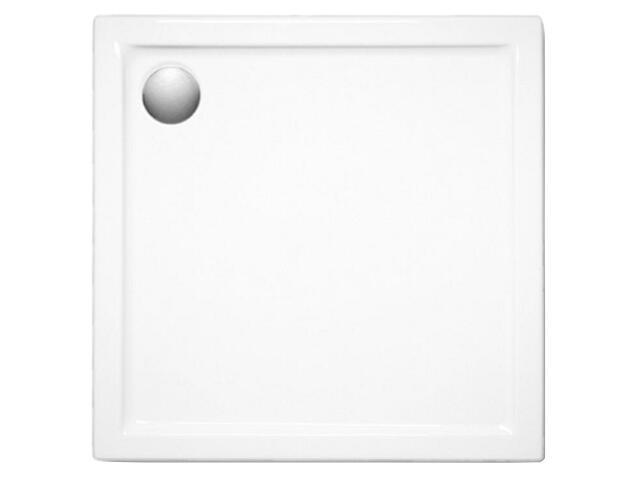Brodzik kwadratowy 80x80cm COMPETIA (3.0160/K) Sched-Pol