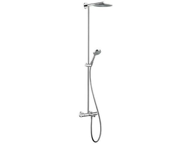 Zestaw prysznicowy Raindance 240 do wanny ramię 350 mm chrom 27142000 Hansgrohe