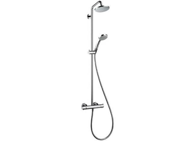 Zestaw prysznicowy Croma 100 chrom 27169000 Hansgrohe
