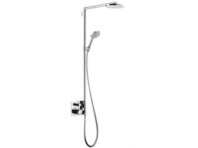 Zestaw prysznicowy Raindance 180 EcoSmart chrom 27192000 Hansgrohe