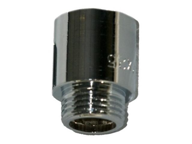 Przedłużka 12,7x15mm chromowana Ferro