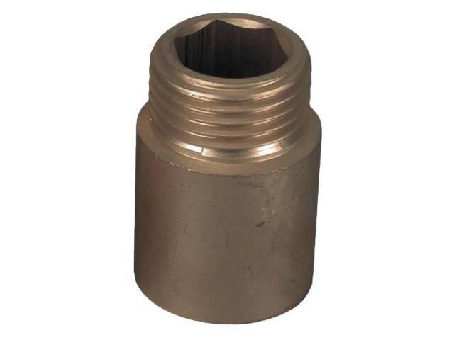 Przedłużka 12,7x10mm mosiężna Ferro