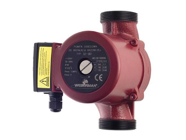 Pompa obiegowa 32-80 180mm 0401W Weberman