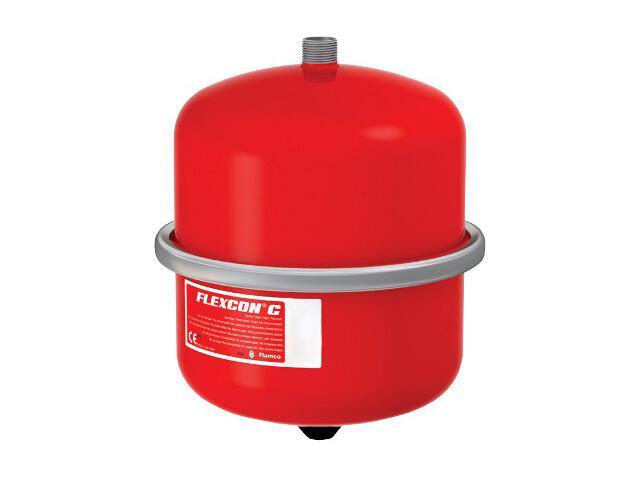 Naczynie przeponowe FLEXCON C 4L 1,5-3bar Flamco