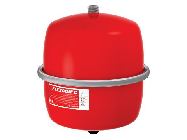 Naczynie przeponowe FLEXCON C 12L 1,5-3bar Flamco