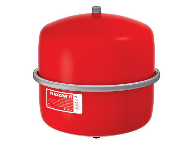 Naczynie przeponowe FLEXCON C 25L 1,5-3bar Flamco