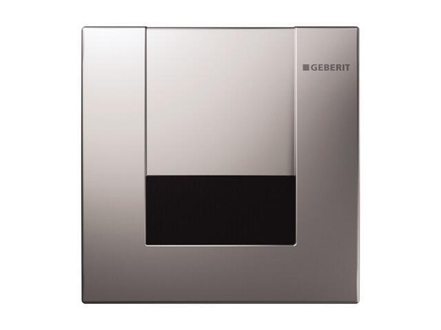 Zawór pisuarowy HyTronic, IR, zasilanie 230 V, Tango, chrom mat 116.024.46.1 Geberit