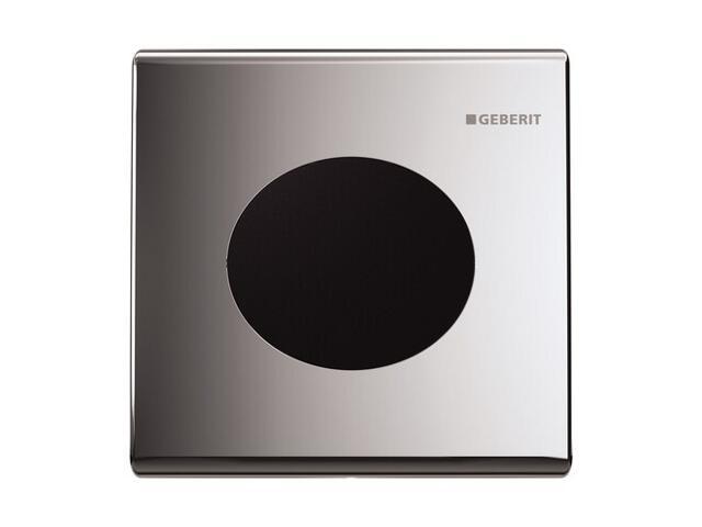 Zawór pisuarowy elektroniczny HyTronic IR zasilanie bateryjne Samba połysk 116.031.21.1 Geberit
