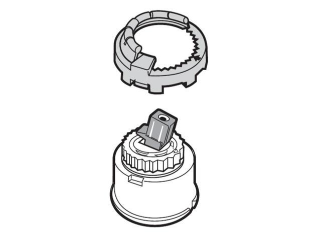 Głowica do baterii zlewozmywakowej VICTORIA PLUS ROCA A525081303 Roca