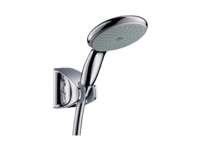 Zestaw prysznicowy RAINDANCE E100 AIR 1jet/Porter'D chrom 27573000 Hansgrohe