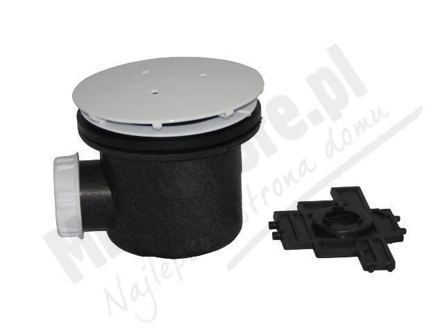 Syfon brodzikowy PROFESSIONAL 90 biały X01310 Ravak