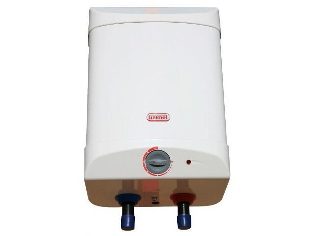 Podgrzewacz elektryczny pojemnościowy SG-5L nadumywalkowy Galmet