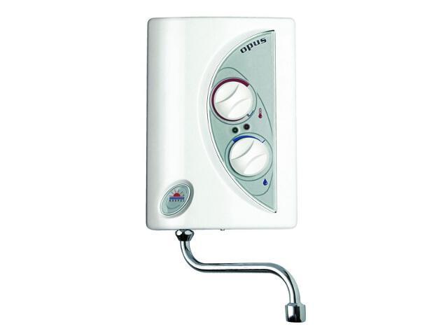 Podgrzewacz elektryczny przepływowy EPA-8,4.U OPUS sterowany elektronicznie Kospel