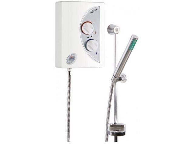 Podgrzewacz elektryczny przepływowy EPA-8,6.CP OPUS sterowany elektronicznie Kospel