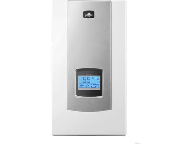 Podgrzewacz elektryczny przepływowy PPVE-27.FOCUS electronic z panelem dotykowym LCD Kospel