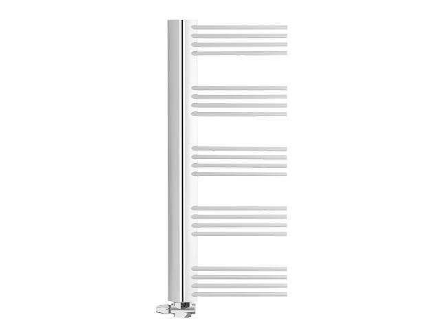 Grzejnik łazienkowy ELITE E-611P biały mat Enix