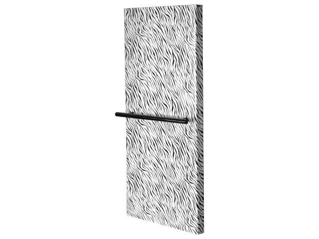 Grzejnik łazienkowy WALL Carbon Design Radeco
