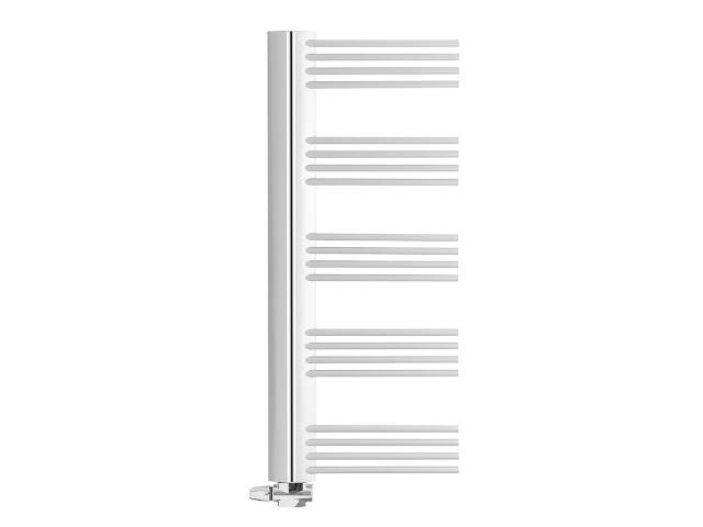 Grzejnik łazienkowy ELITE E-614P biały mat Enix