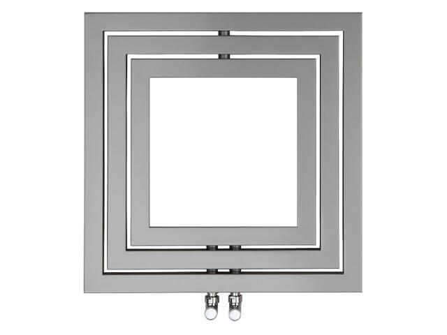 Grzejnik łazienkowy LIBRA L-606 silver Enix