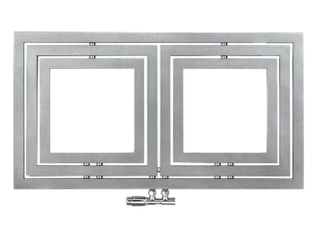 Grzejnik łazienkowy LIBRA L-1106 silver Enix